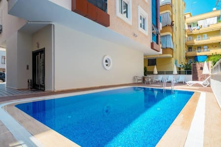 Just 150 meters from the beach - Alanya - Apartment
