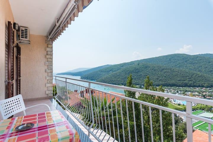 Villa Adria Rabac / A2 Two bedroom apartment