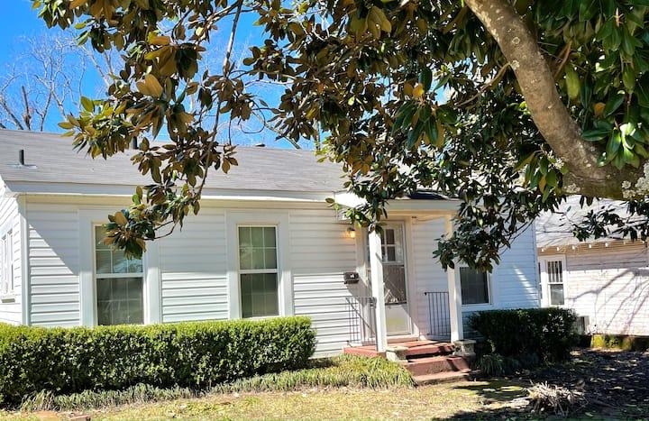 Cozy home with convenient location in Ruston, LA