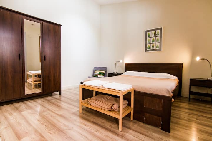 Mad4You Hostel: double room, private bathroom