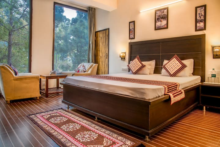 Breeze Valley/one bedroom Royal pine Hills Kasauli