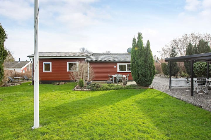 6 person holiday home in Stege