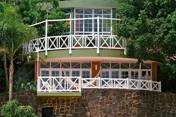 La casa del Barranco