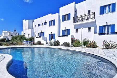 Ikaros Studios on Naxos island