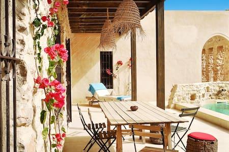 Menzel Marhaba - Charme, Confort & Sérénité - Djerba Midun - Bed & Breakfast