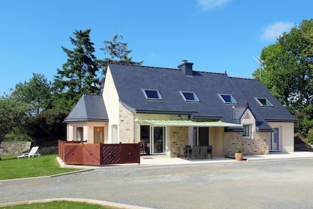 Holiday home in Lannion - Ploubezre - House
