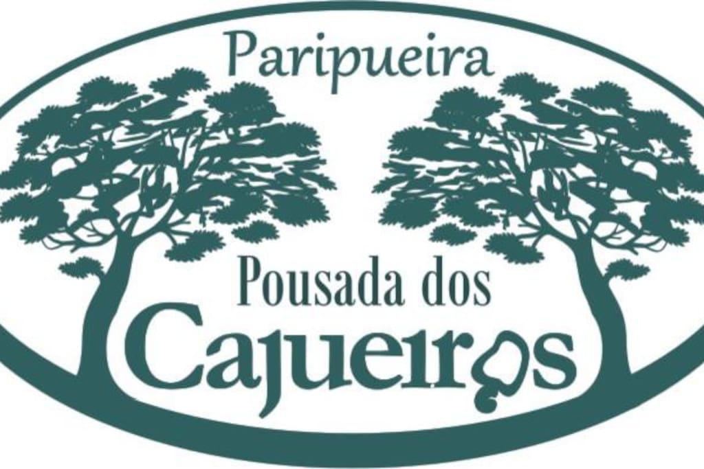 Pousada dos Cajueiros Logomarca