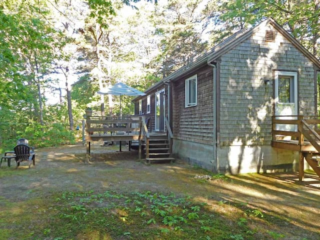 Charming Wellfleet Cottage Close To Beach
