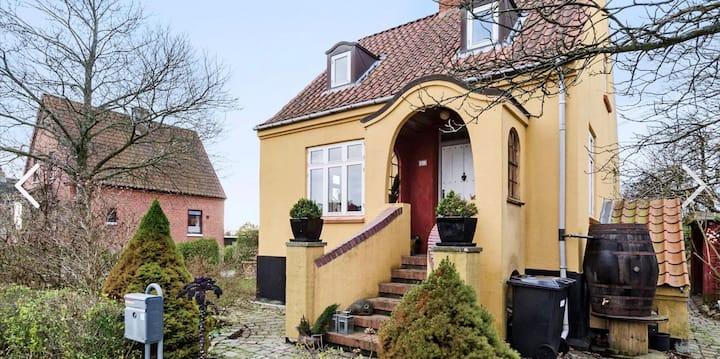 House, garden and 'hygge' in Aarhus