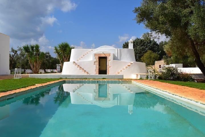 Trullo Saraceno - Casa Kairos Ostuni Valle D'Itria