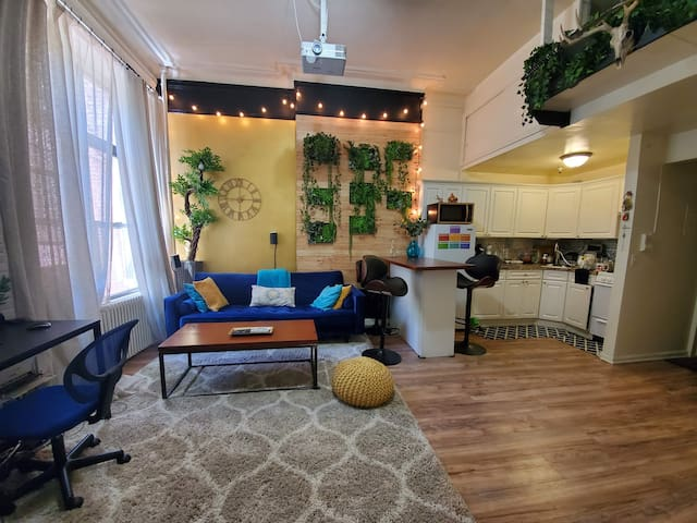 Great Loft near Riverside and Central Park!