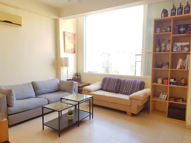 Cozy apartment in Ramat-Gan center - Ramat Gan - Flat