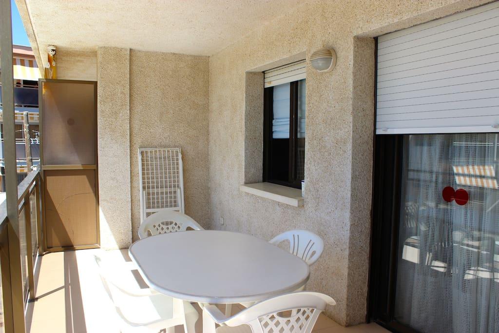 Terraza / Balcony