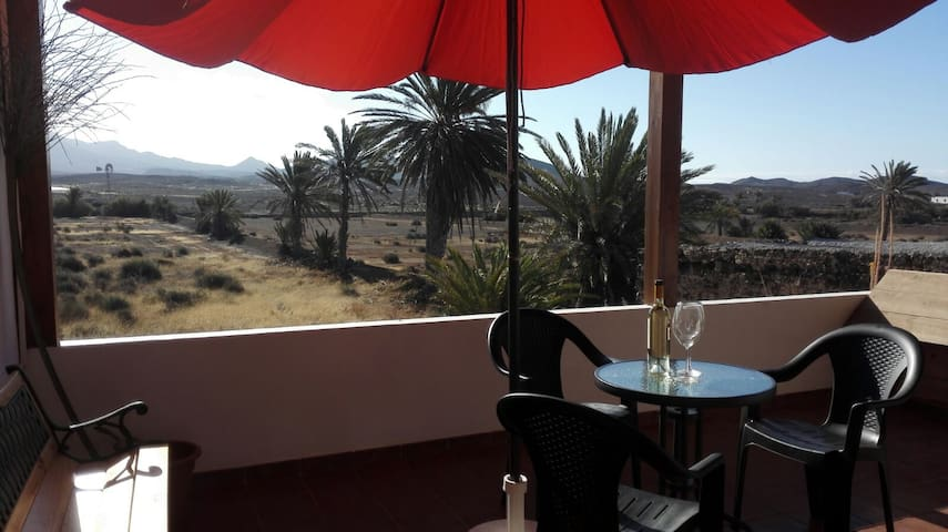 casa soleada en plena naturaleza - Gran Tarajal - Haus