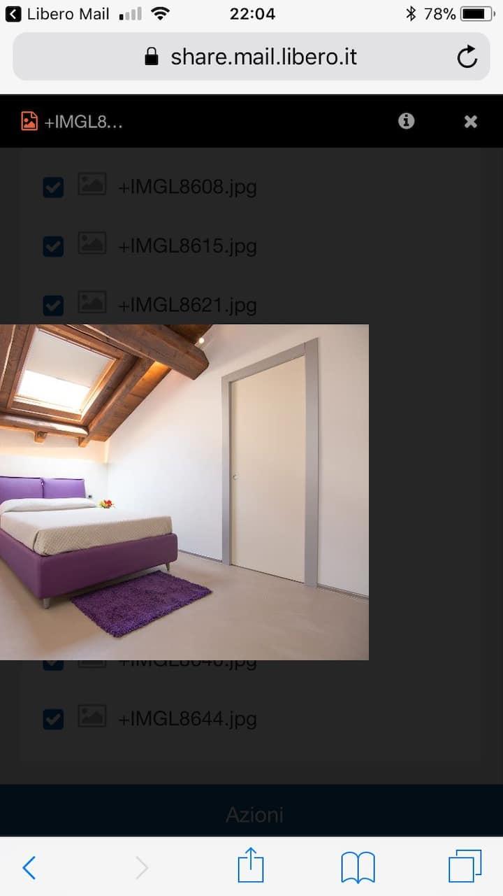Camera Mira località Pieve di Teco (IM)
