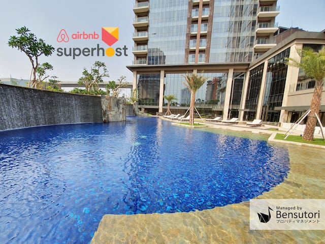 Luxury NEW Apartment at Simatupang by Bensutori