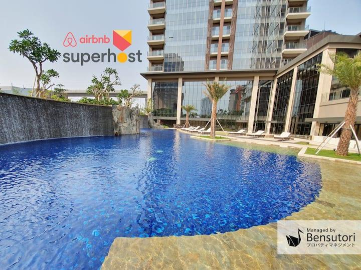 Luxury NEW Apartment at Simatupang by Bensutori