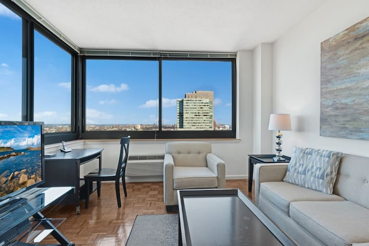 State-of-the-art 1BR NYC!Perfect for Travel Nurses