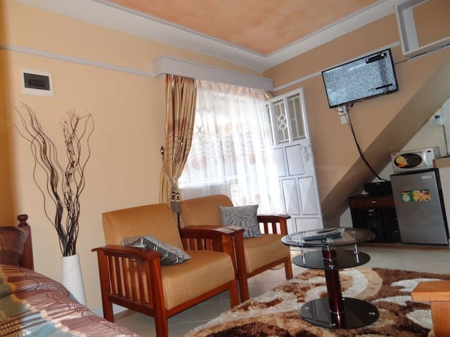 RUAKA FULLY FURNISHED STUDIO - Ruaka Town
