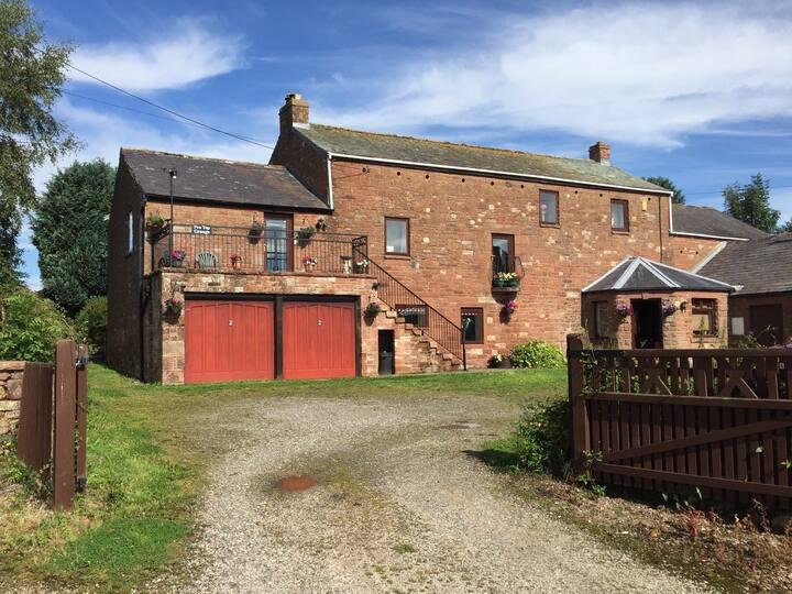 Pea Top Grange Annexe - Peaceful Couple's Retreat