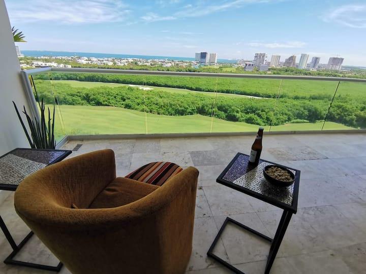 Luxury rooms  Puerto Cancún