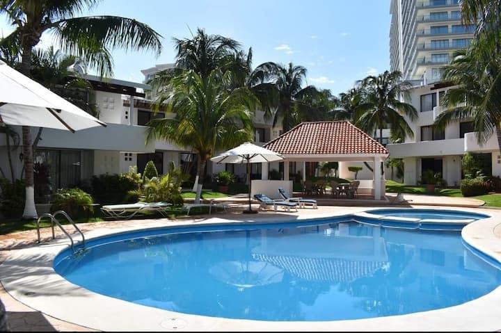 Departamento Zona Hotelera Cancún