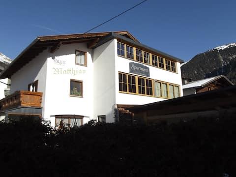 Apartement 1  Haus Matthias