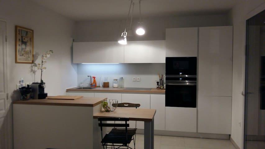 Beau 3 pièces dans résidence neuve - Le Muy - Apartamento