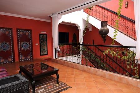 Maison d'hôtes coeur de Medina