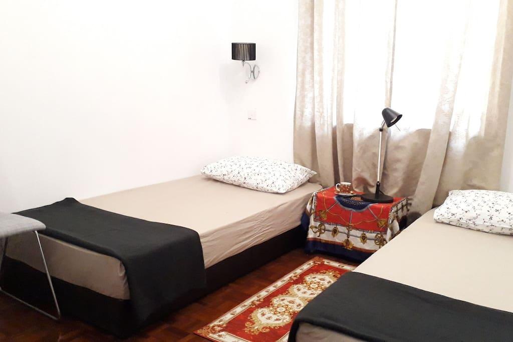 Simple yet cozy