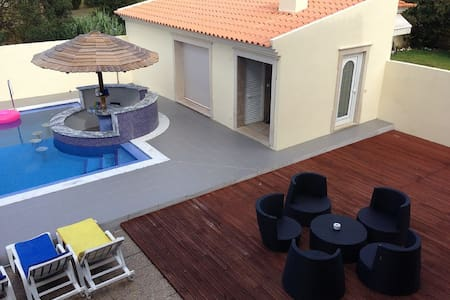 Modern Villa with pool 10 minutes from beaches - Buarcos - Villa