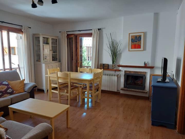 Bonito/céntrico apartamento con garaje en Sallent