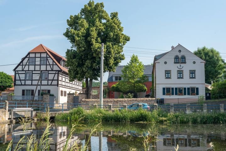 Viel Flair in schönem Ambiente - Dresden  - Condomínio