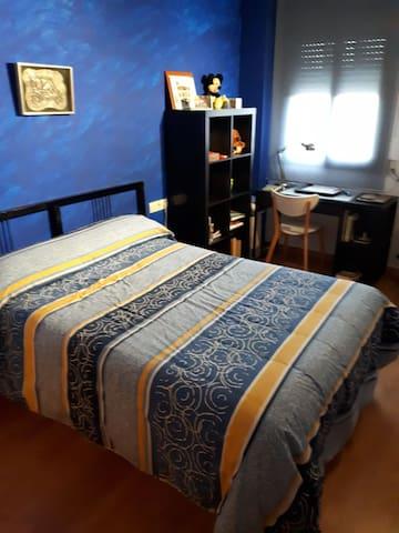 Genial habitación en el corazón del Penedés