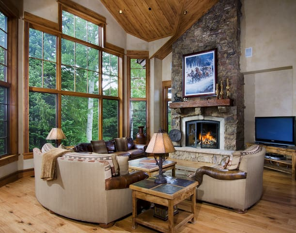 Ultimate luxury vacation home, Ski in/Ski Out