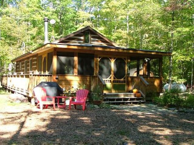 Door County Cabin in the Woods, Baileys Harbor - Baileys Harbor - 一軒家