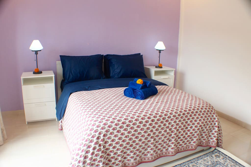 Welcome at Chanda room [Chanda means moon]