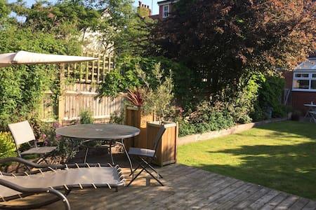 Single room in Oxford home, close to Oxford centre