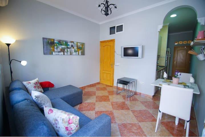 Casa Del Rosa - Torre del Mar - Dom