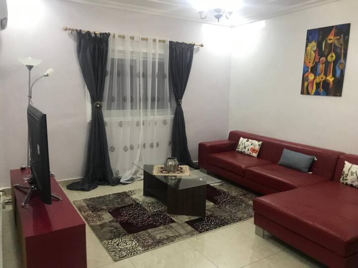 Appartements meublés 2 Chambres - Quartier Golf