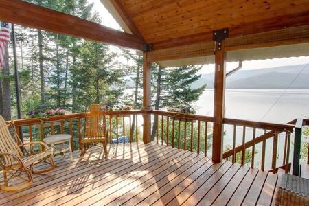 Private Lakefront Home