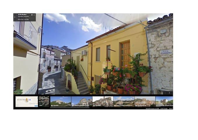 Residenze FlAu Giardino 13-15 - Cancellara - ทาวน์เฮาส์