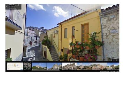 Residenze FlAu Giardino 13-15 - Cancellara - タウンハウス