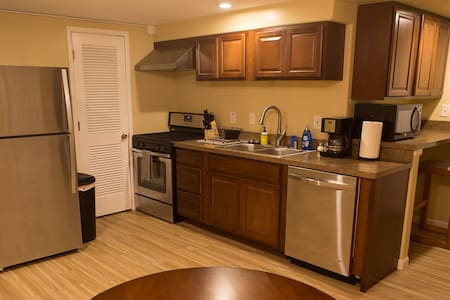 Quiet coastal getaway close to airport and trails - Anchorage - Διαμέρισμα