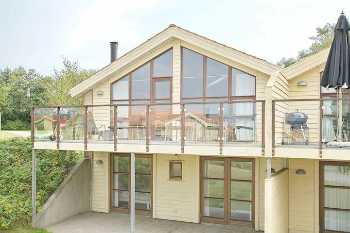 Luxurious Cottage in Egernsund Jutland with Sauna