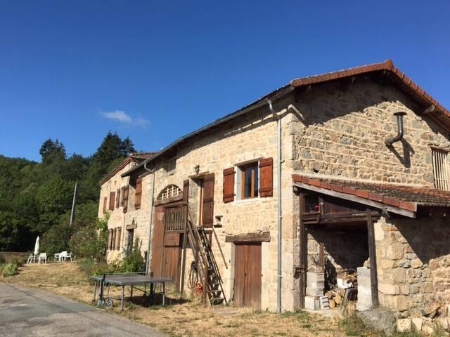 Maison de charme dans magnifique campagne