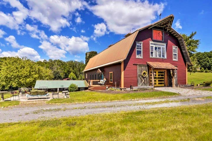 Chinaberry Historical Barn-Stay (3 Room Ensuites)