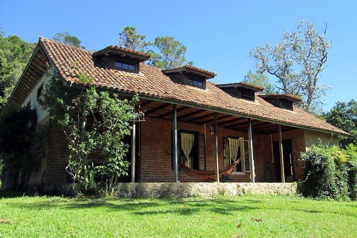 Sitio Soínho - Nova Friburgo - Cabana