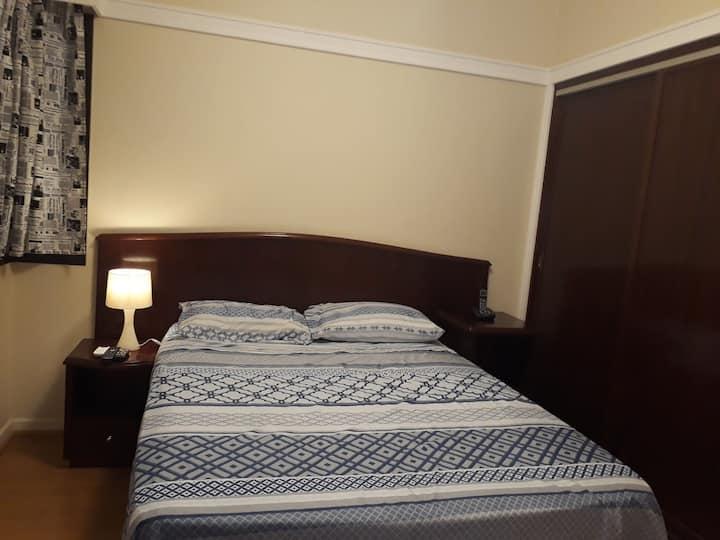 Apart em hotel no Itaim Bibi - ótima localização