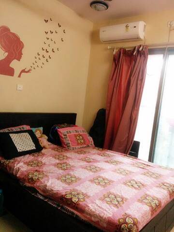 Luxurious Private Room in powai - Mumbai - Wohnung